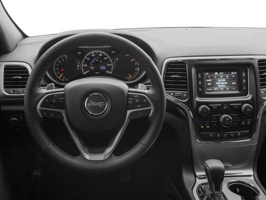 2016 Jeep Grand Cherokee Laredo 4x4 In Elkins Wv Fordland