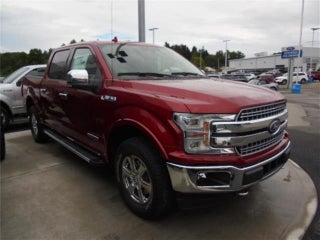2018 Ford F 150 Lariat 4x4 Supercrew Cab Styleside 5 Ft Box 145 In