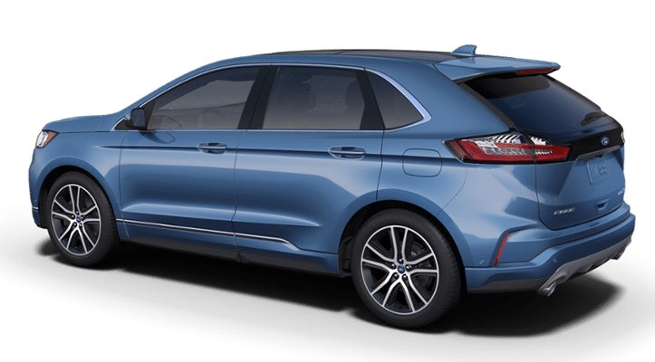2019 Ford Edge Anium All Wheel Drive In Elkins Wv Fordland